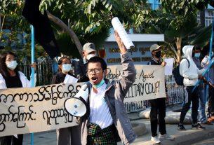 Myanmar liberta mais de dois mil presos Políticos