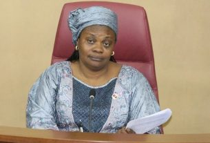 Joana Lina é exonerada do cargo de Governadora de Luanda