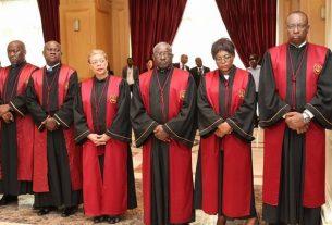 Tribunal Supremo passará a ter agora 31 Juízes Conselheiros