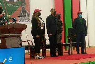 Presidente da UNITA tem Encontro com Vários Estratos Juvenis da Sociedade