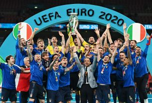 Itália é a nova campeã do EURO-2021