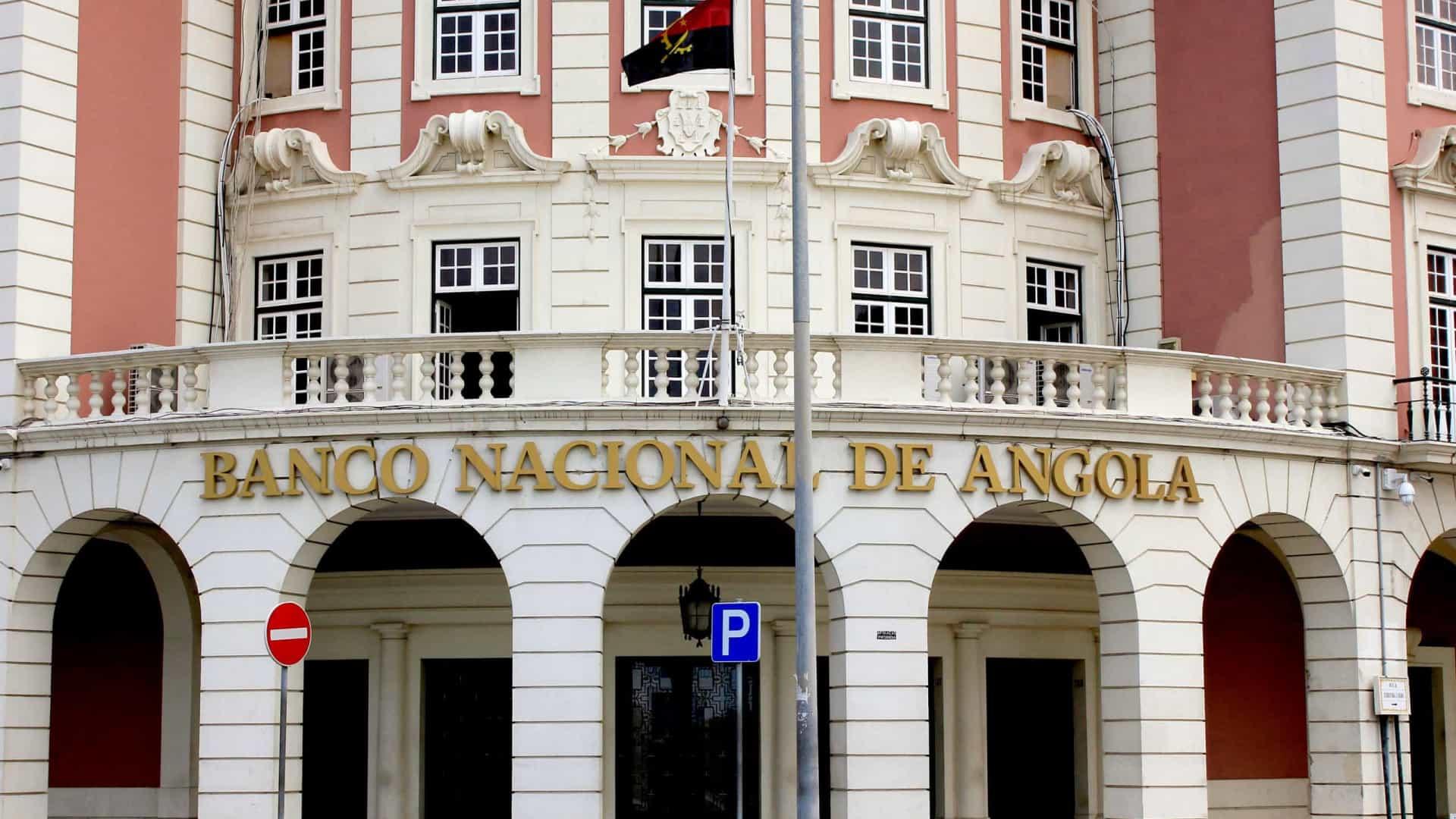 Banco Nacional de Angola Revoga Licença de sete Entidade Financeiras
