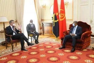 Angola e Alemanha Pretendem Cooperar no Domínio Tecnológico