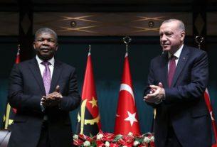 Presidente da Turquia visita Angola em Outubro Próximo