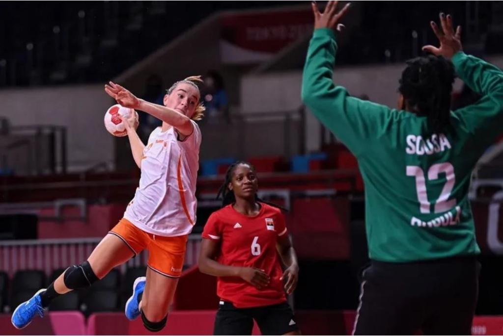 Selecção Feminina de Andebol volta a perder nos Jogos Olímpicos de Tóquio 2020
