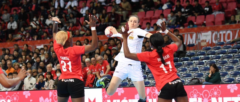 Selecção Sénior Feminina de Andebol volta a perder nos Jogos Olímpicos de Tóquio 2020