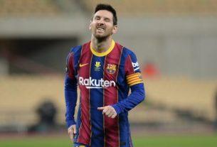 Lionel Messi vai assinar por 5 anos com o FC Barcelona