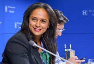 Três bancos Europeus  Avançam com Processo de 26,9 Milhões de euros contra Isabel dos Santos