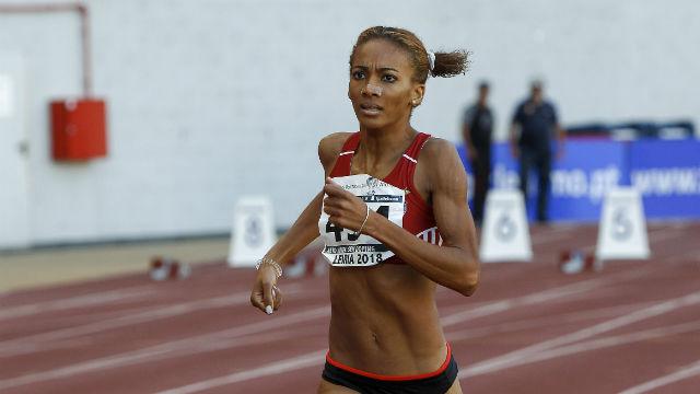 Atleta Neide Dias culpa Federação Angolana por não ir aos Jogos Olímpicos de Tóquio 2020