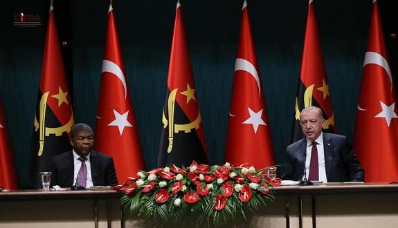 Turquia concede uma linha de financiamento para Angola para Empreitadas Públicas de Infra-Estruturas