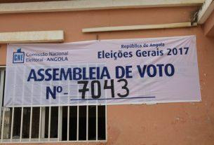 Propostas de alteração à Lei das Eleições Gerais Aprovadas na Generalidade