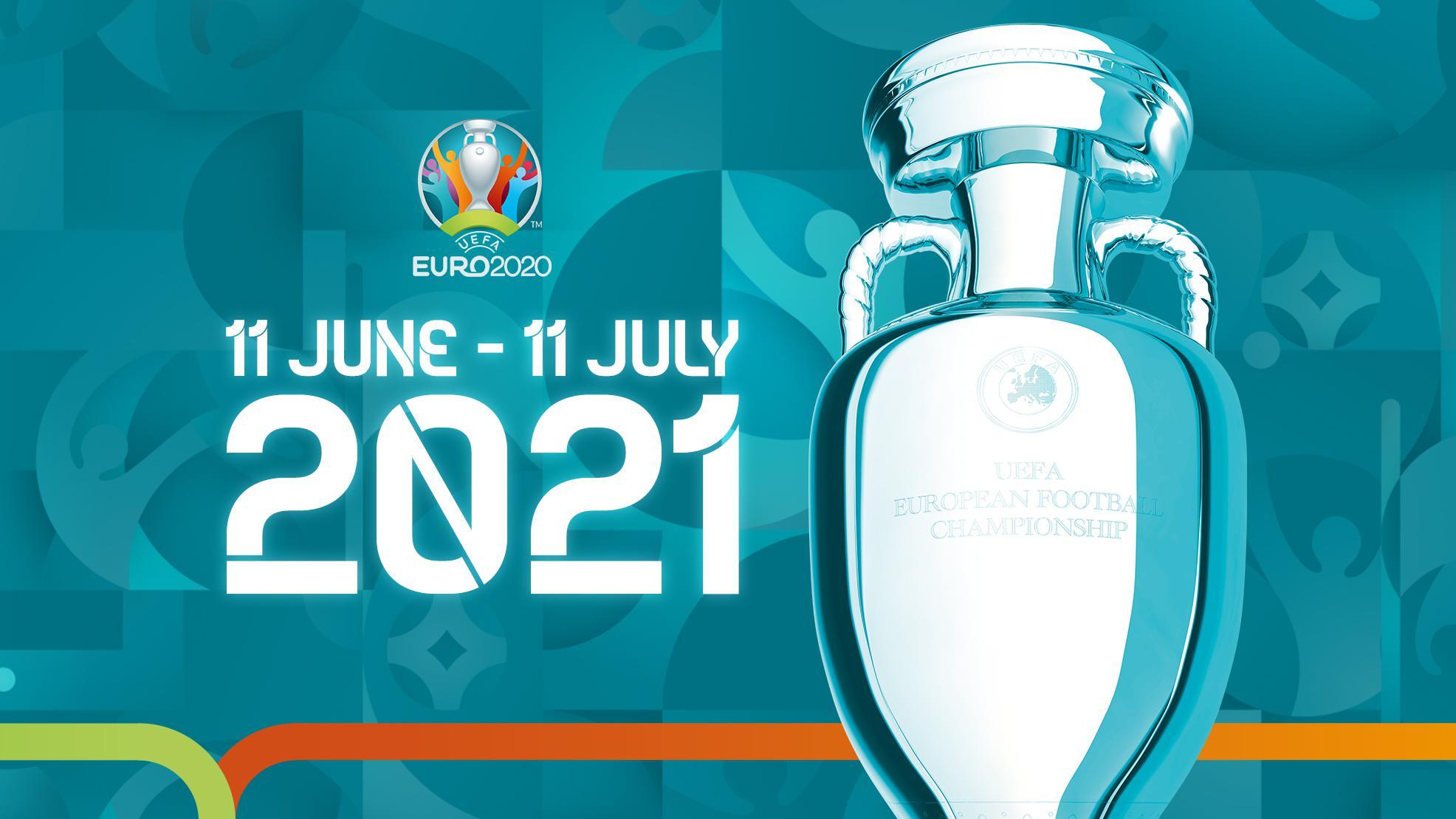 Começam hoje as Meias-Finais do EURO 2020