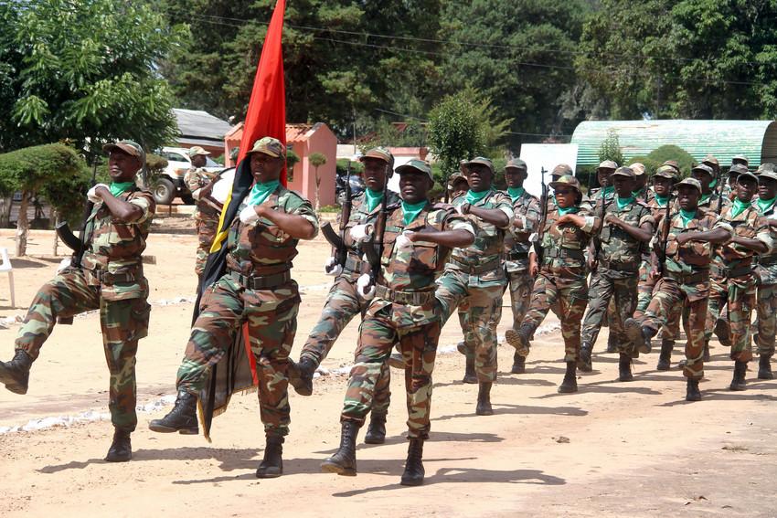 Forças Angolanas em Moçambique vão custar mais de 338 milhões de Kwanzas ao Estado