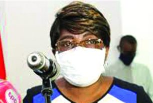 Governadora do Cunene pede Soluções Definitivas ao Executivo para Resolver Problemas da Seca