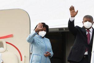 Presidente da República visita Guiné Conacri e Ghana