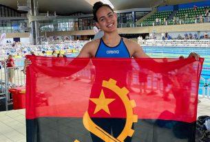 Catarina Sousa representará a Selecção Nacional nos Jogos Olímpicos de Tóquio 2020