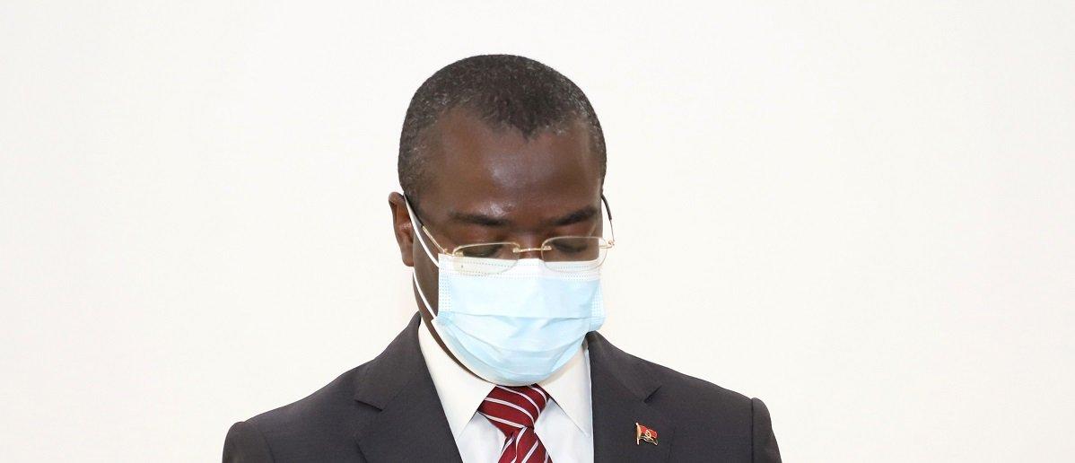 João Baptista Quiosa Empossado como novo Embaixador de Angola no Ghana
