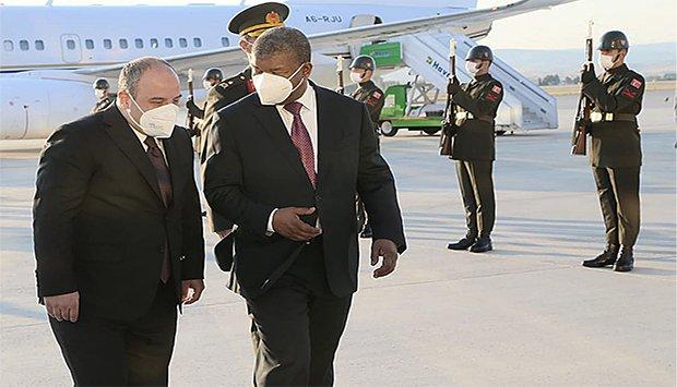 Angola-Turquia: Vários acordos Impulsionam a Economia entre os dois Países