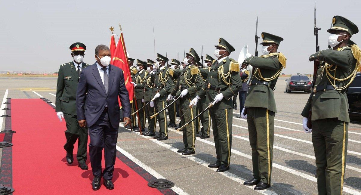 Presidente da República em Visita Oficial no Cunene