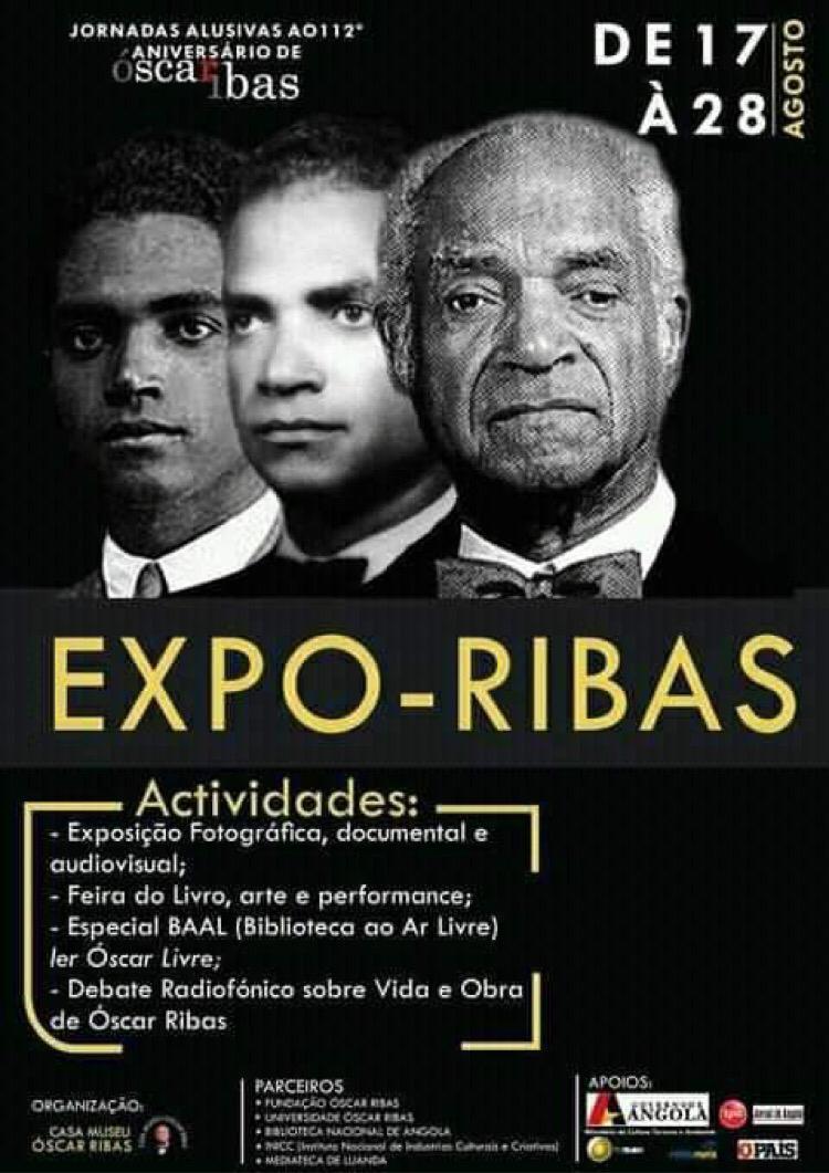 Contributo de Óscar Ribas à cultura nacional lembrado em jornadas comemorativas