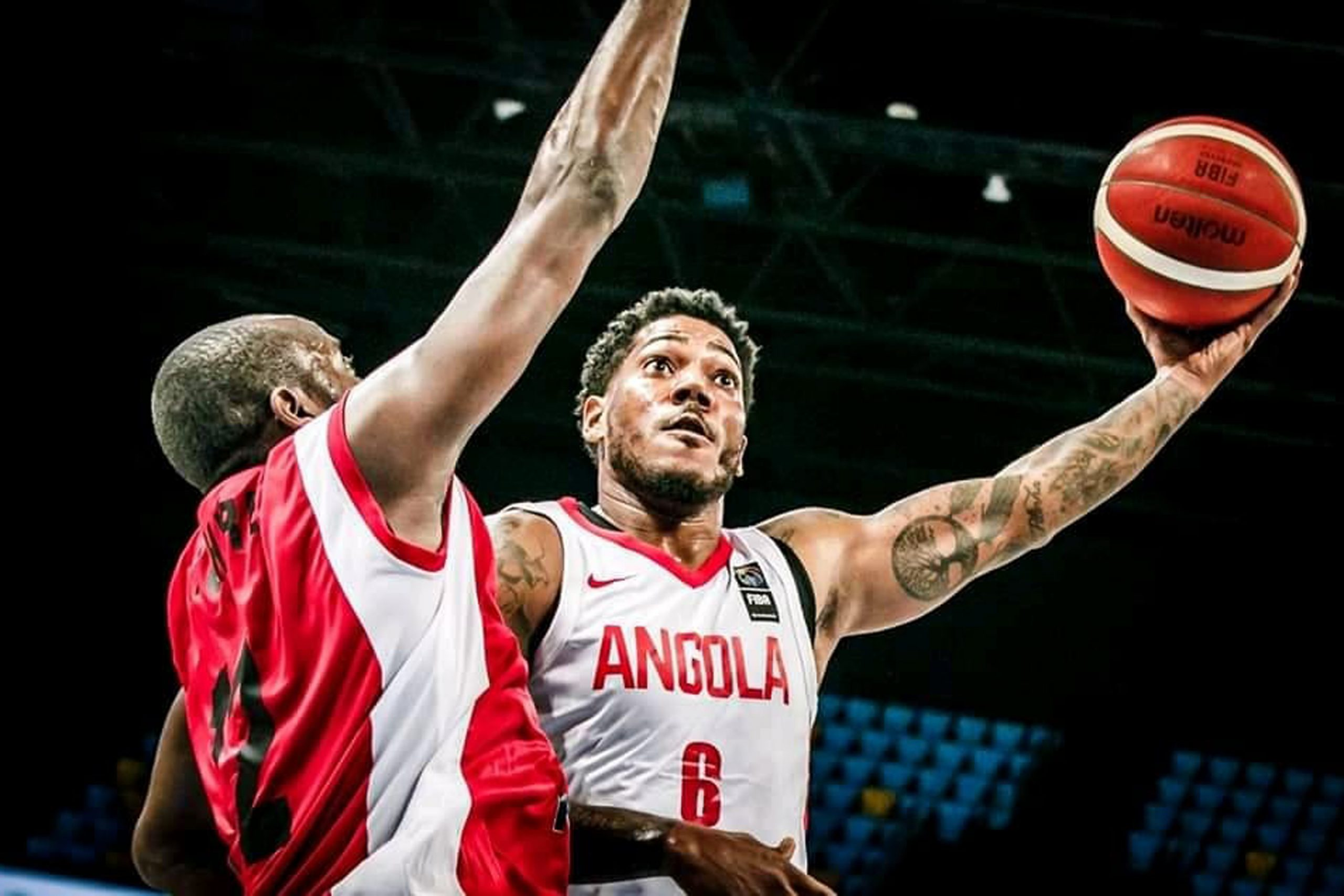 Angola defronta Cabo-Verde na abertura do Afrobasket 2021