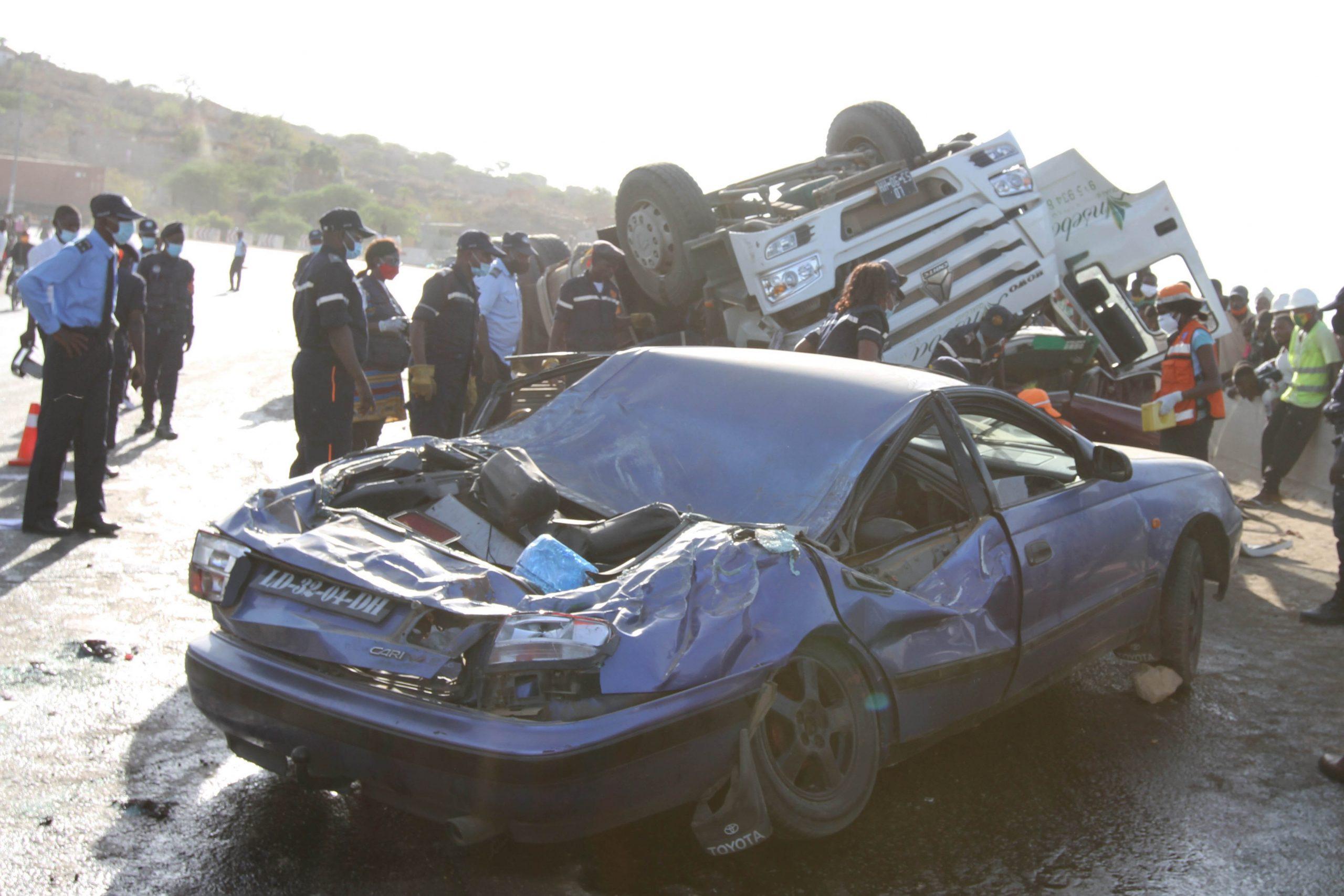 Acidente na estrada nacional 120 faz três mortos