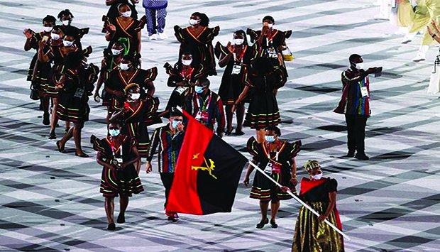 Comitiva Angolana dos Jogos Olímpicos regressa hoje a Luanda