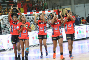 Angola reecontra Eslovénia no Campeonato do Mundo de Andebol Feminino