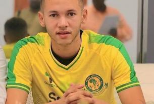Carlinhos é reforço do Sagrada Esperança para a nova época futebolística