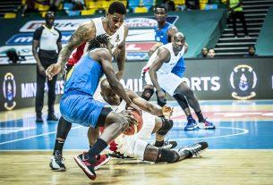 Selecção Nacional continua na senda de derrotas no Afrobasket 2021