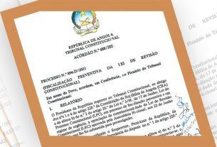 Tribunal Constitucional valida a lei de revisão constitucional