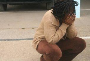 Policia Nacional detém mulher suposta negociante de criança