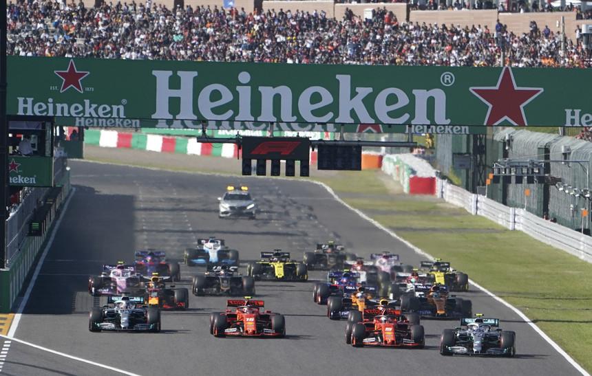GP do Japão de Fórmula 1 cancelado pelo segundo ano consecutivo