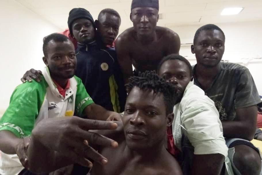 Autoridades Gabonesas libertam pescadores angolanos