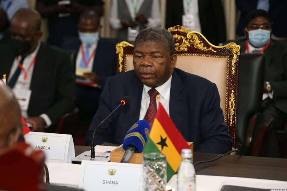 Presidente da República convida ghanenses a investirem no sector industrial