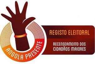 Registo eleitoral presencial começa no próximo mês de Setembro