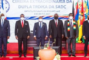 SADC cria Centro Regional de Combate ao Terrorismo