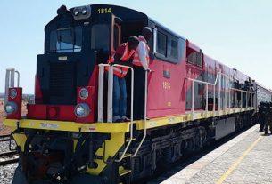 Furtados mais de 400 parafusos da linha férrea do Caminho-de-Ferro de Luanda