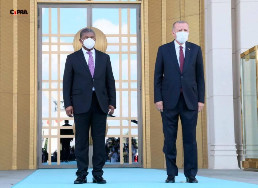 Empresários Turcos chegam ao país para investirem, em resposta ao pedido do Presidente da República