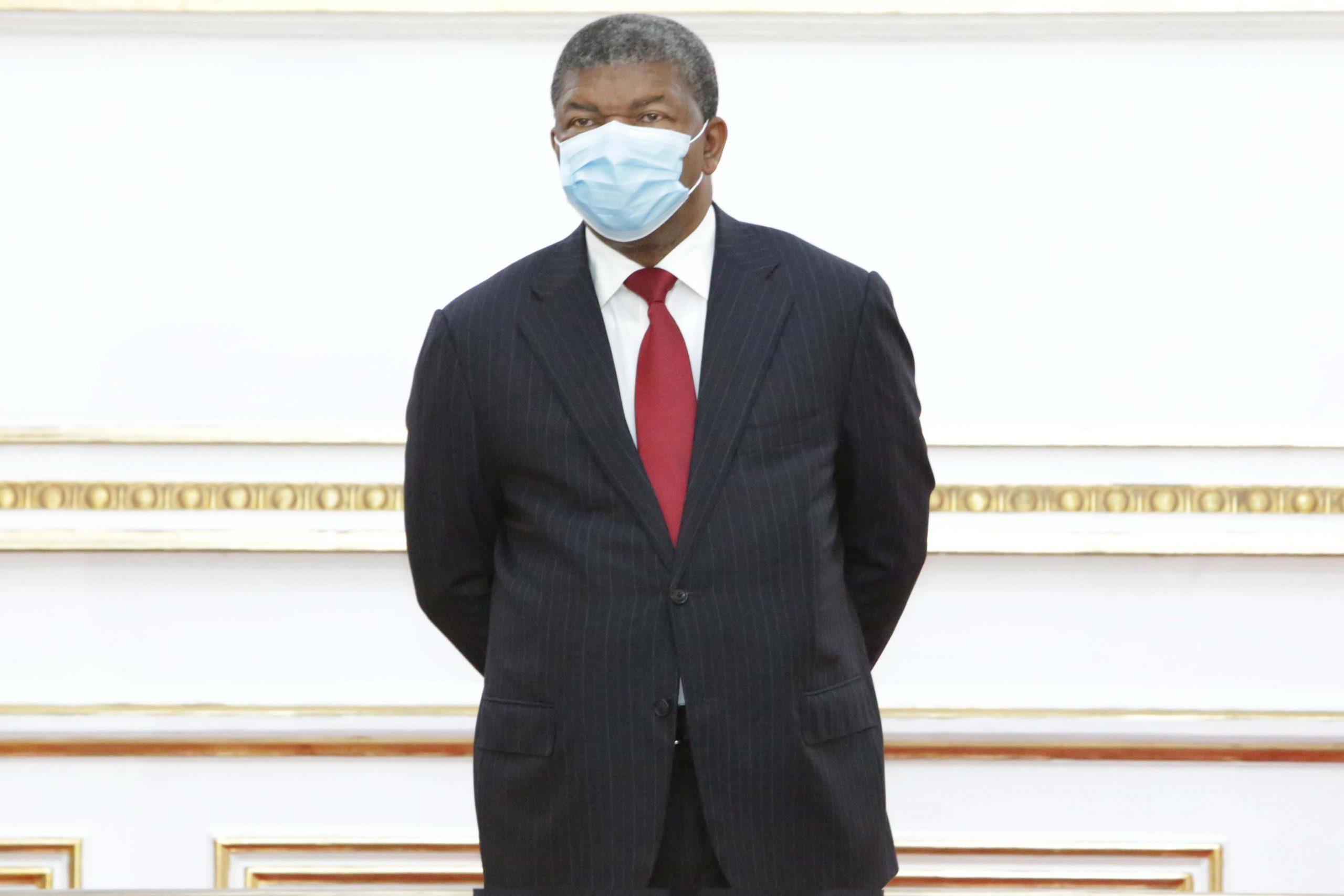 Presidente da República inicia visita à Lunda-Norte