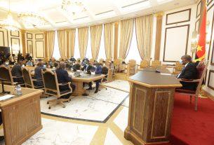 Conselho de Ministros avalia acções do Plano de Desenvolvimento Nacional