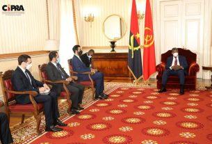 Angola e Emirados Árabes Unidos assinam vários protocolos de cooperação