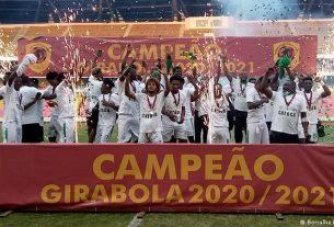 Divugalda a ronda inaugural do campeonato nacional de futebol