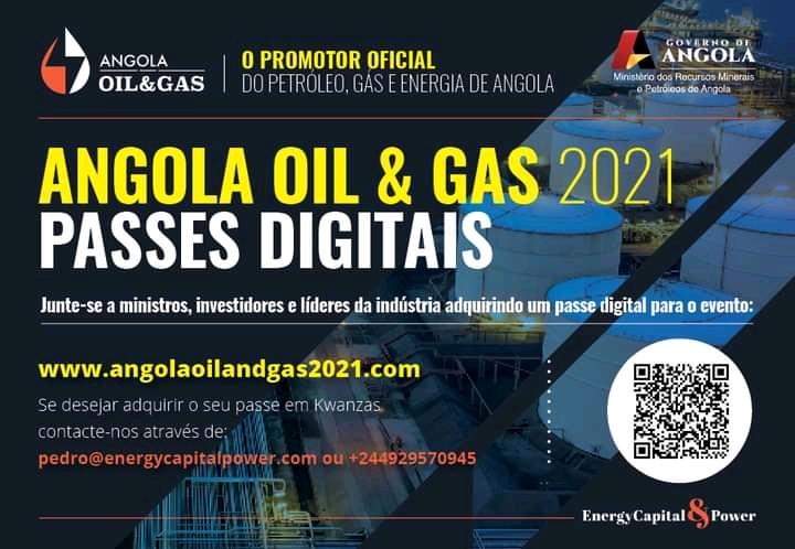 Conferência Angola Oil&Gas vai trazer oportunidades de negócios