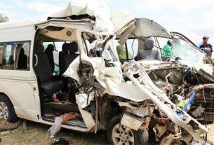 Acidentes de viação provocam mais de 45 mortos em uma semana