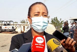 Governadora de Luanda vai responsabilizar empreiteiros incumpridores