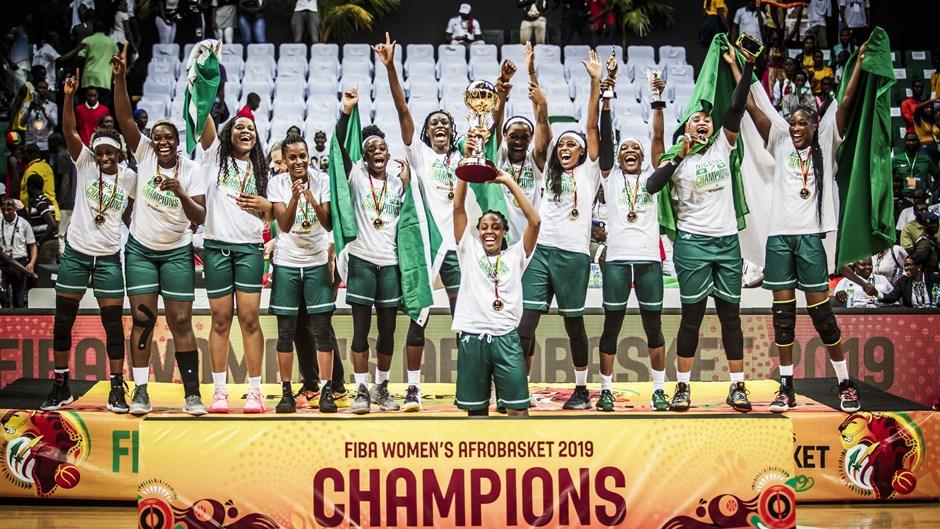 Nigéria é campeã do Afrobasket 2021