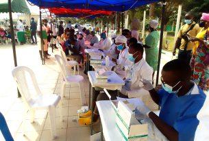 Feira de saúde em Viana atende mais de 500 pessoas