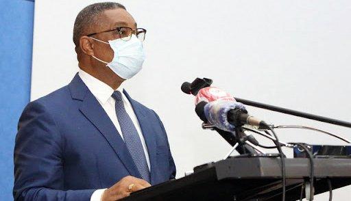 Ministro do Interior preocupado com os homicídios voluntários