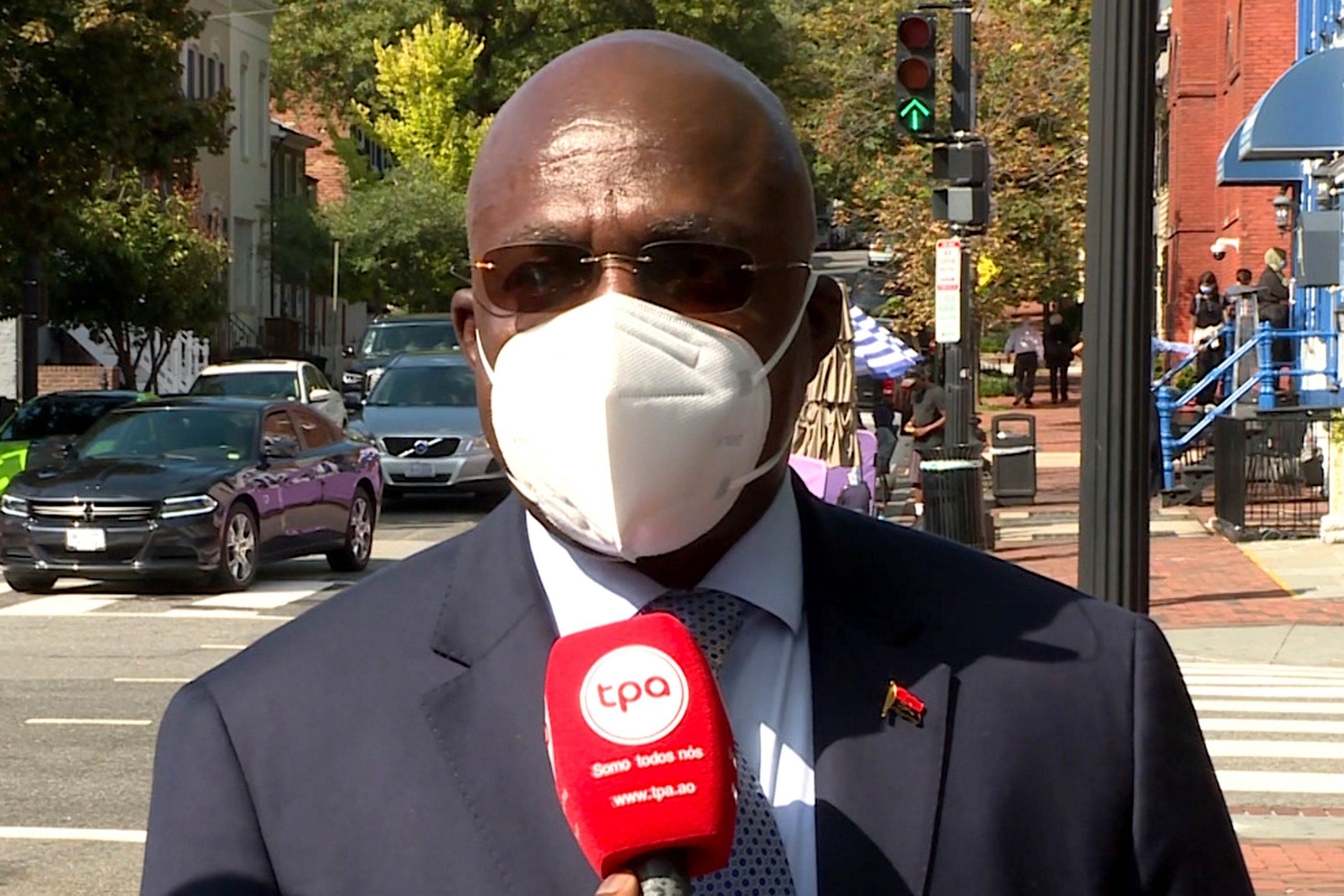 Parceria entre Angola e EUA considerado como saudável, diz Ministro